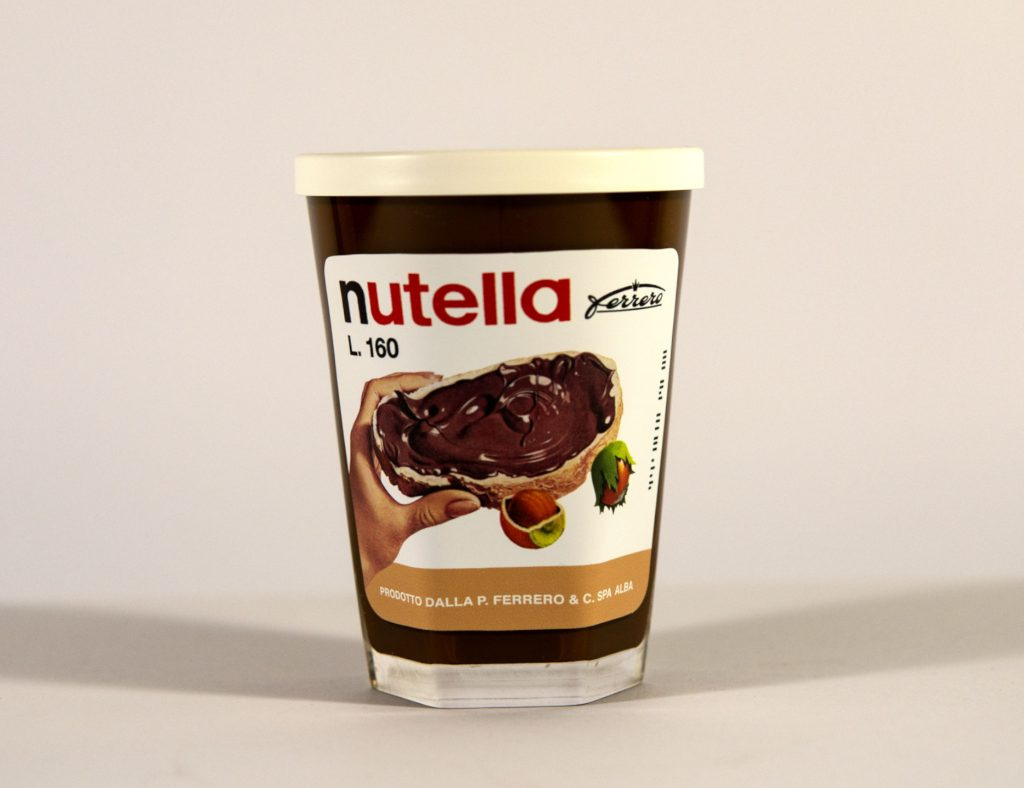Barattolo Nutella: Legendary Products - Legend19