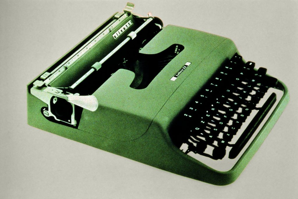 Lettera 22 Olivetti: Legendary Products - legend19