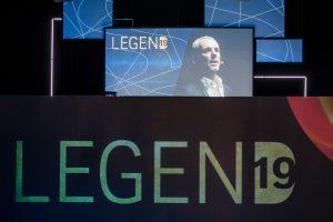 Legend19 The The People 8 Giugno Oltre la Gravità | Federico Buffa