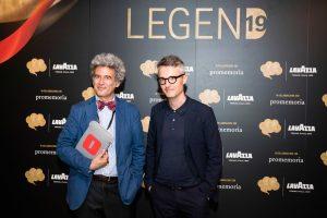 Legend19 The Brand 7 Giugno Andrea Montorio e Gaetano di Tondo