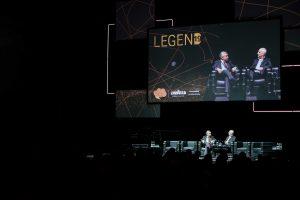 Legend19 The Brand 7 Giugno Introduzione Federico Buffa e Maurizio Molinari 1