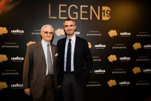 Legend19 The The People 8 Giugno Alberto e Marco Lavazza