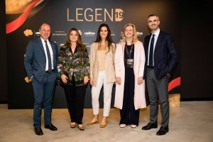 Legend19 The The People 8 Giugno Famiglia Lavazza