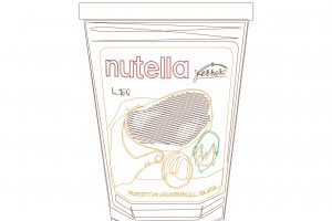 Legendary Products | Scribit | Nutella | Preview