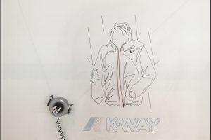 Legendary Products | Scribit | K-way | Lavorazione