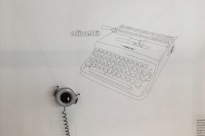 Legendary Products | Scribit | Olivetti | Lavorazione